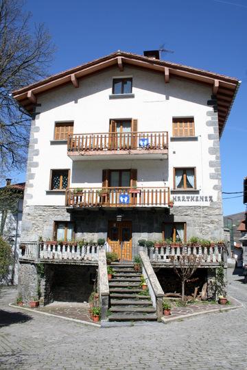 Basque house in Leitza
