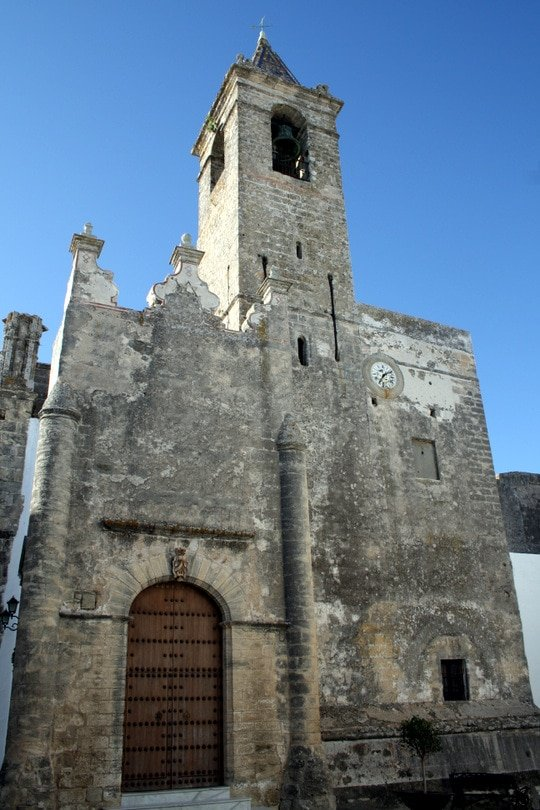Vejer church