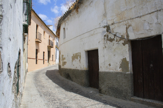 Street in Jerez