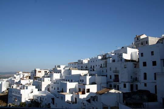 A Walk through Vejer de la Frontera
