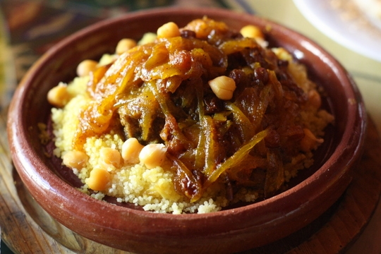 Granada Spain restaurants