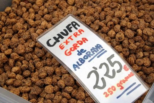 Chufas