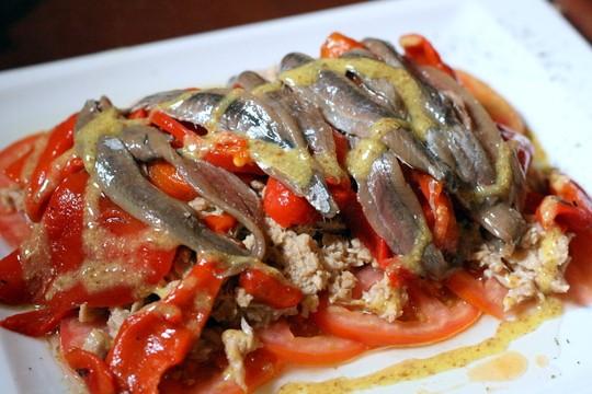 Where to Eat in Toledo: Restaurante Fabula
