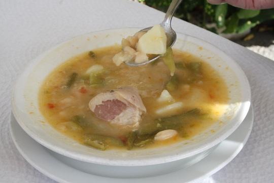 Alpujarras stew
