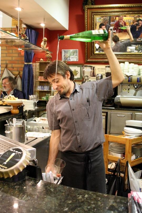 txakoli san sebastian on San Sebastian food tour