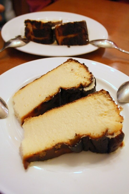 Cheesecake San Sebastian An Insider S Spain Travel Blog Spain