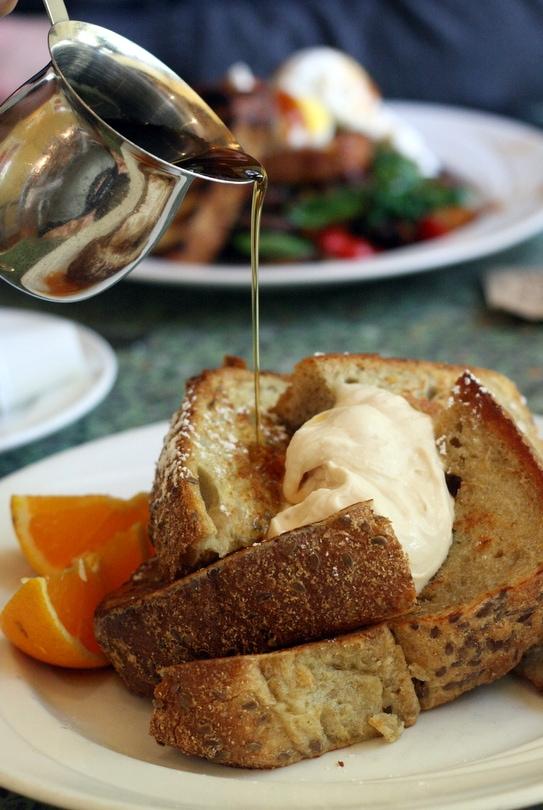 French toast, Spanish food blog