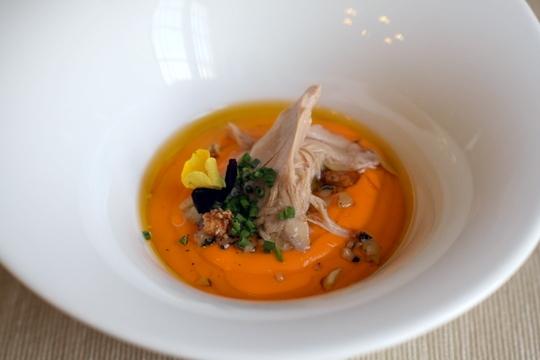 salmorejo food blog about spain