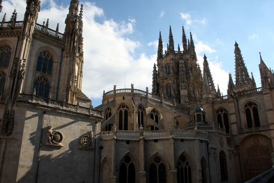 Most beautiful Cathedral in Spain
