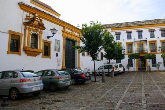 Hotel palacio de villapanes Sevilla