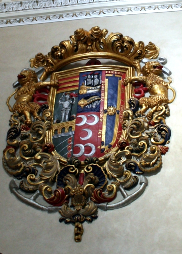 Coat of arms Villapanes