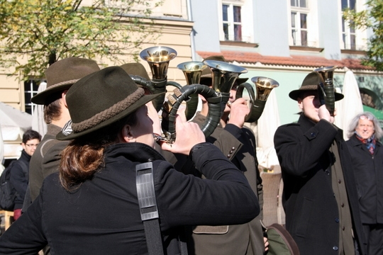 24 hours in Krakow