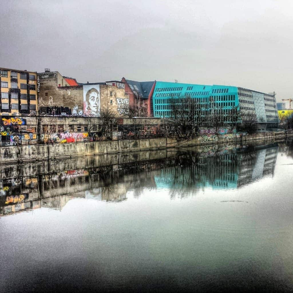visiting Berlin