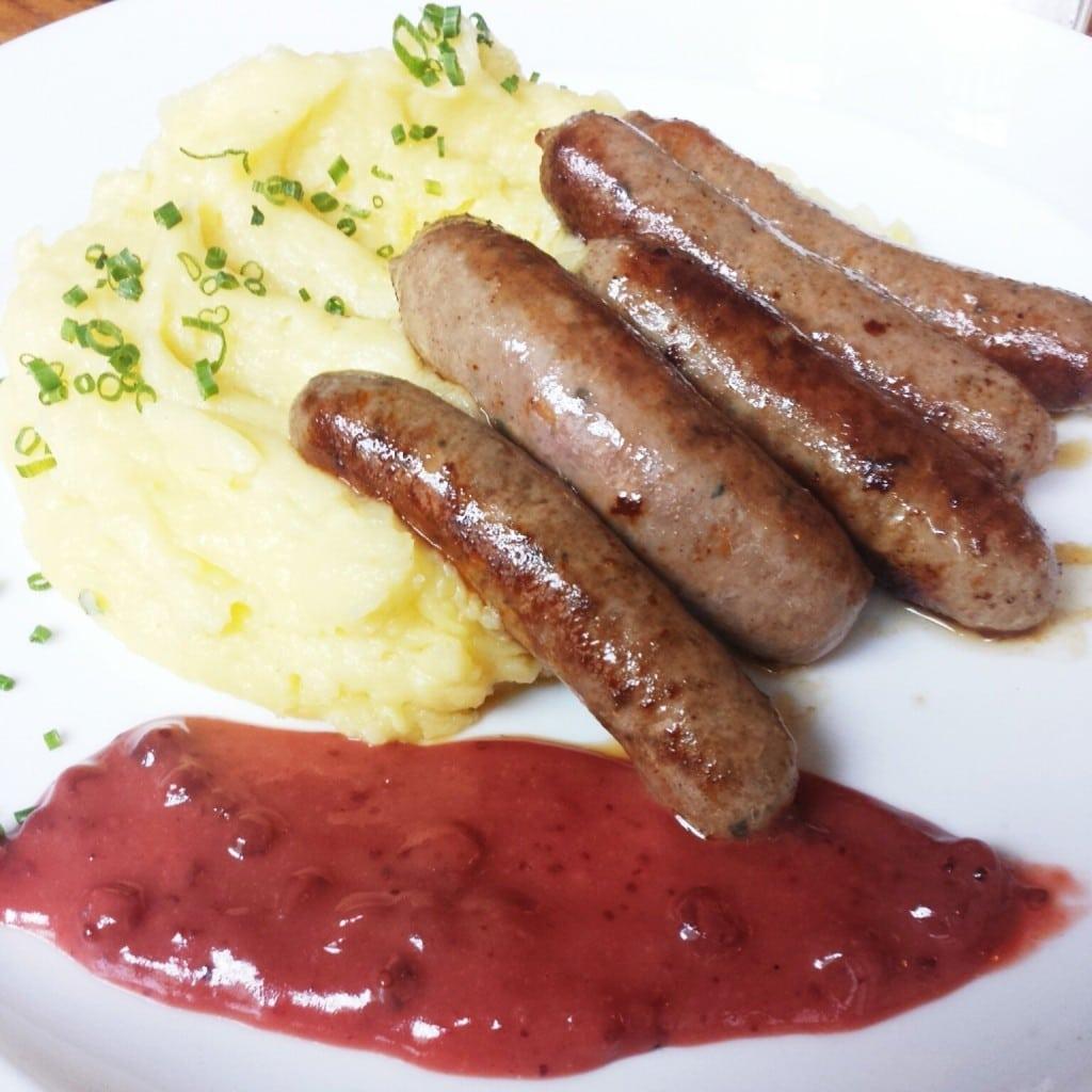 eating in Berlin
