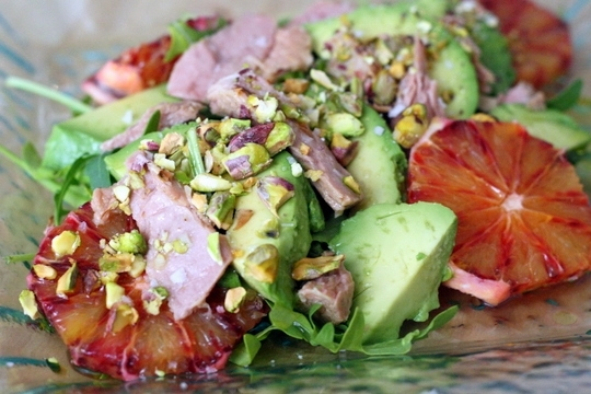 Spanish salad recipes