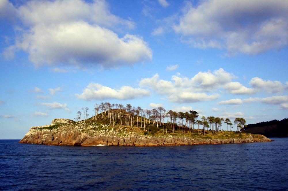 Lekeitio San Nicolas Island