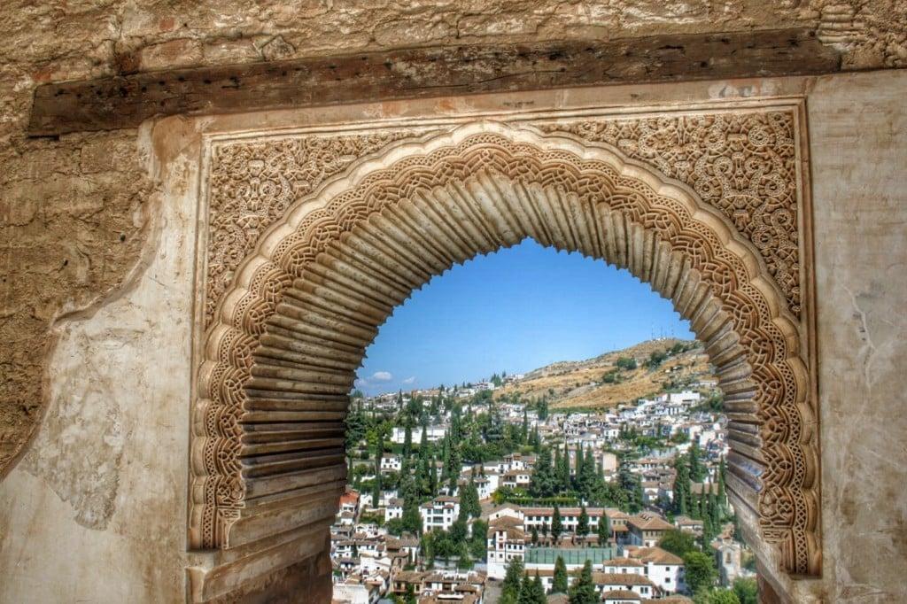 Alhambra Granada views
