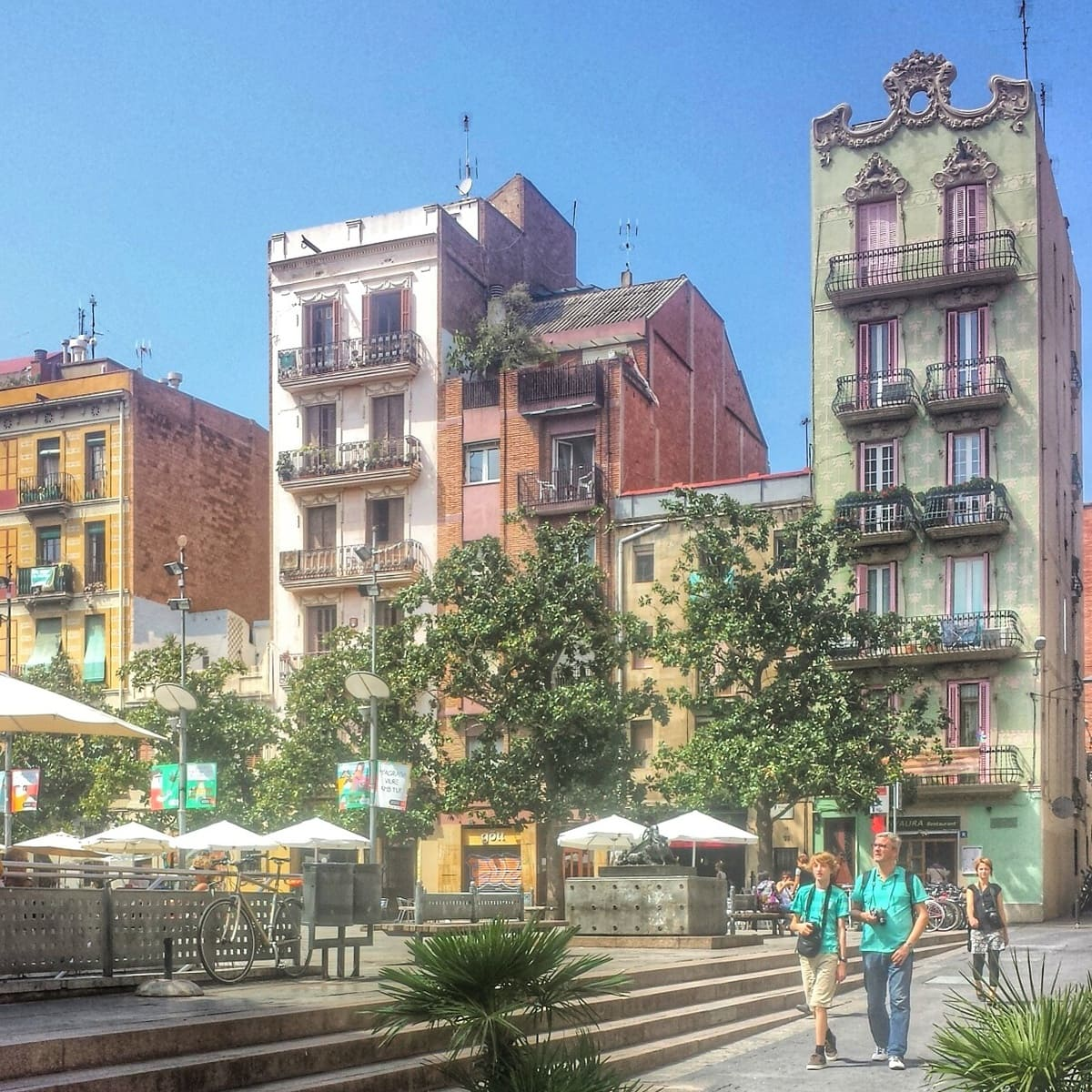 Hotel praktik bakery a sweet place to stay in barcelona for Hotel gracia barcelona