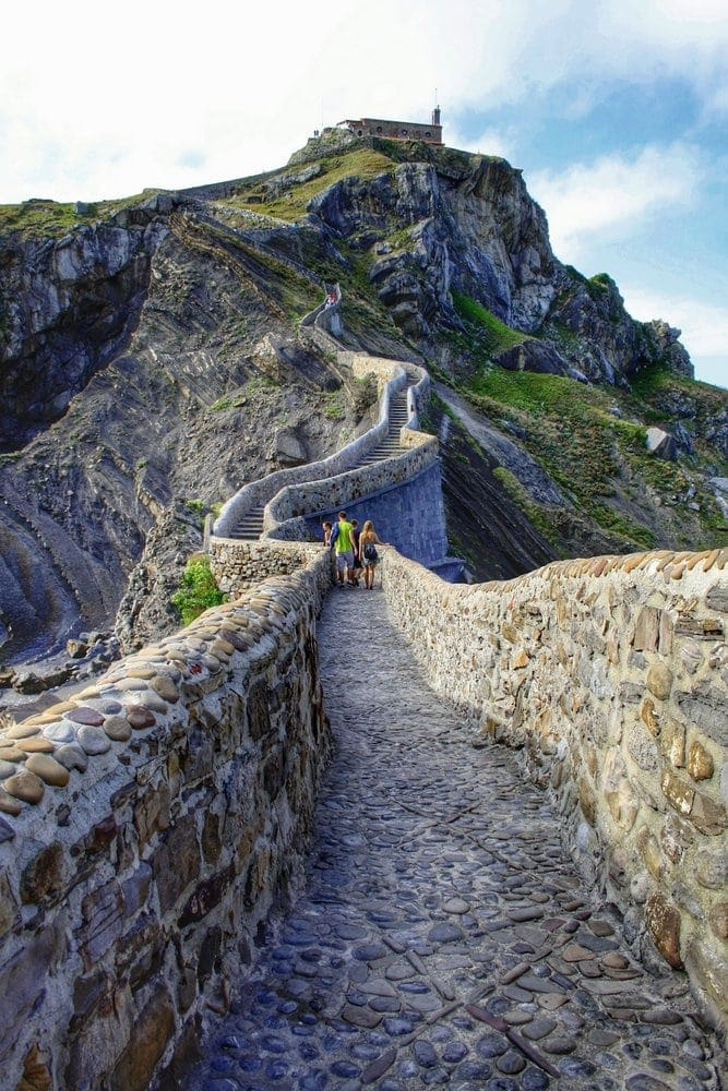 Visiting Jaw Dropping San Juan de Gaztelugatxe (Game of Thrones Real Life Dragonstone)