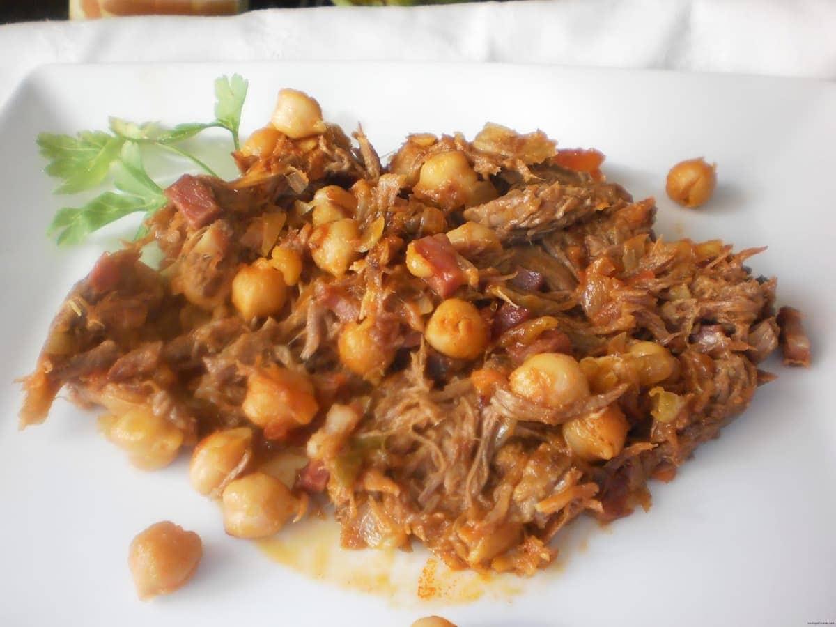 Canarian Ropa Vieja Recipe