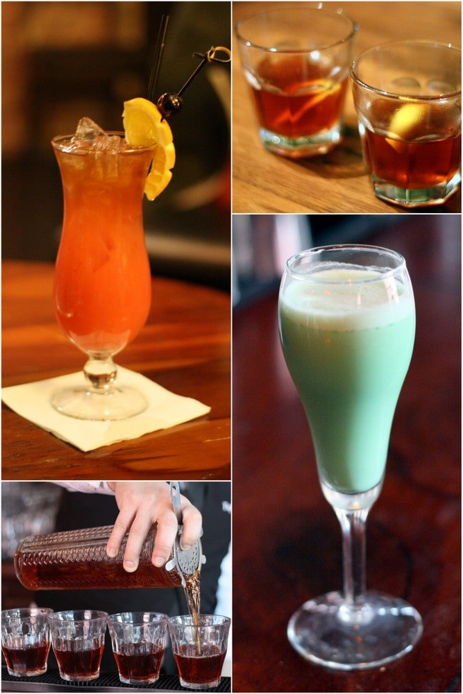 best cocktails in New Orleans