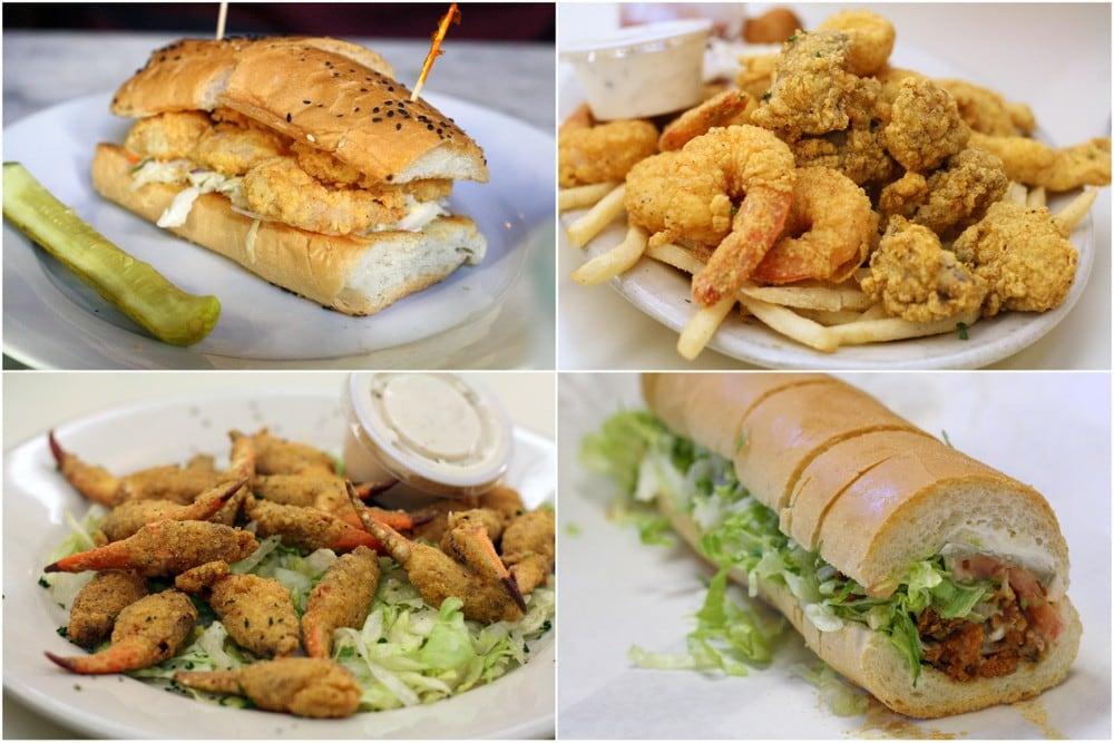 Best Seafood Restaurant Nola