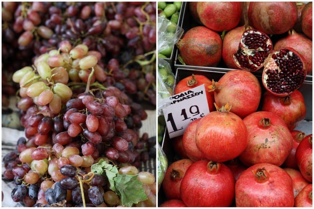 athens market tour