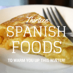 Spanish holiday foods
