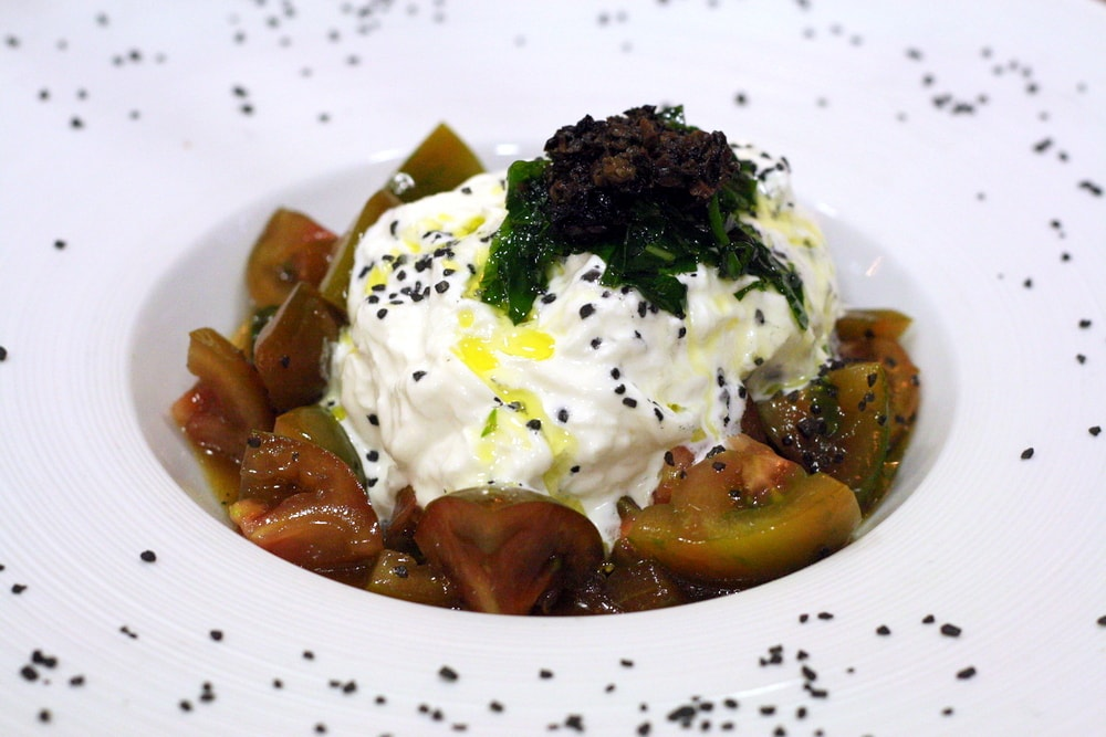 burrata la berenjena madrid
