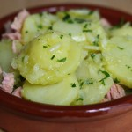 Patatas Aliñadas Recipe (Spanish Potato Salad)