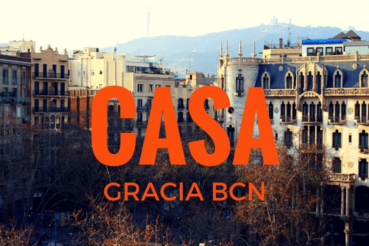 Casa gracia barcelona a luxury hostel worth visiting - Casa gracia barcelona hostel ...