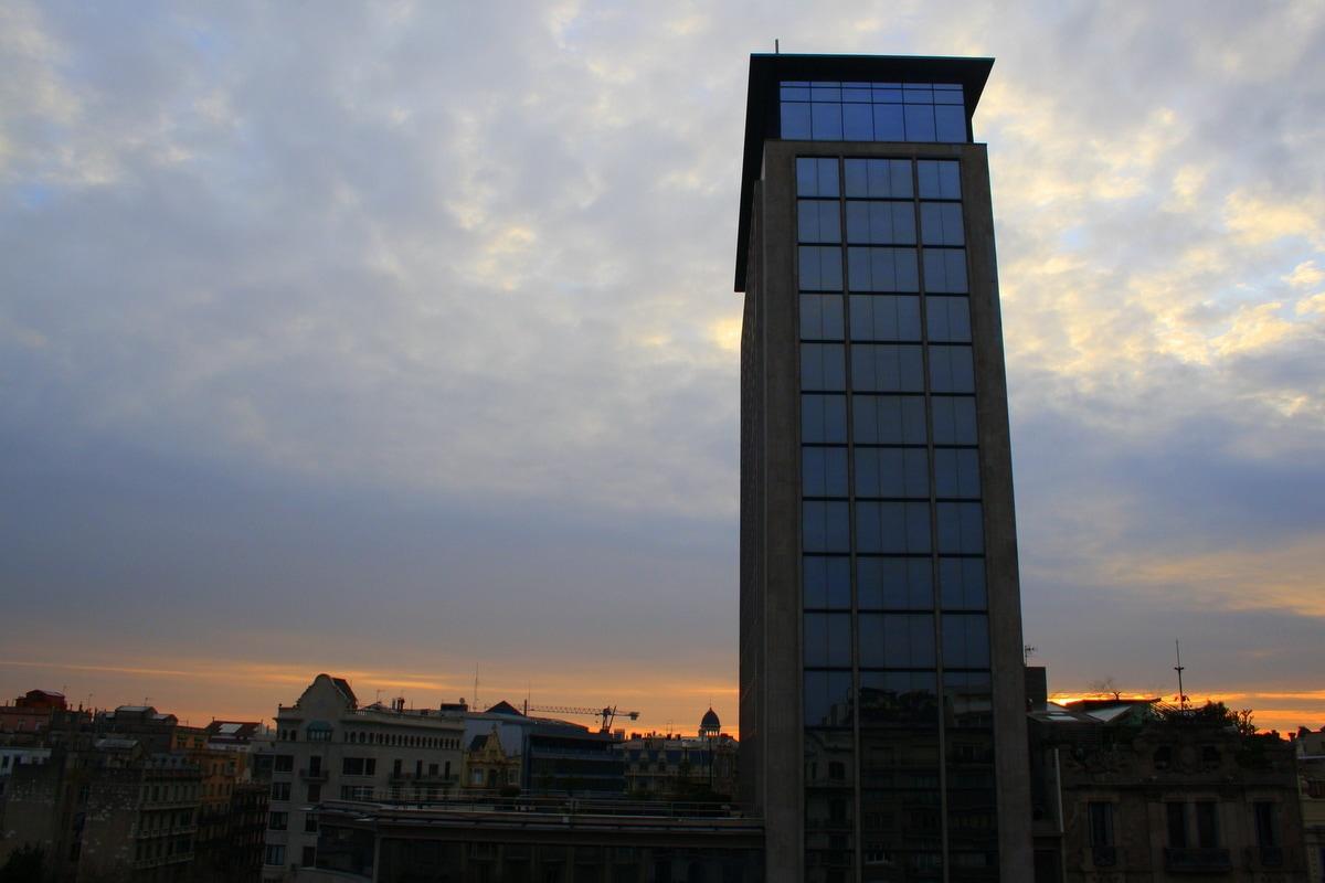sunset casa gracia