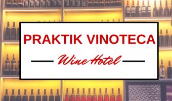 Hotel Praktik Vinoteca: Welcomed with Wine in Barcelona