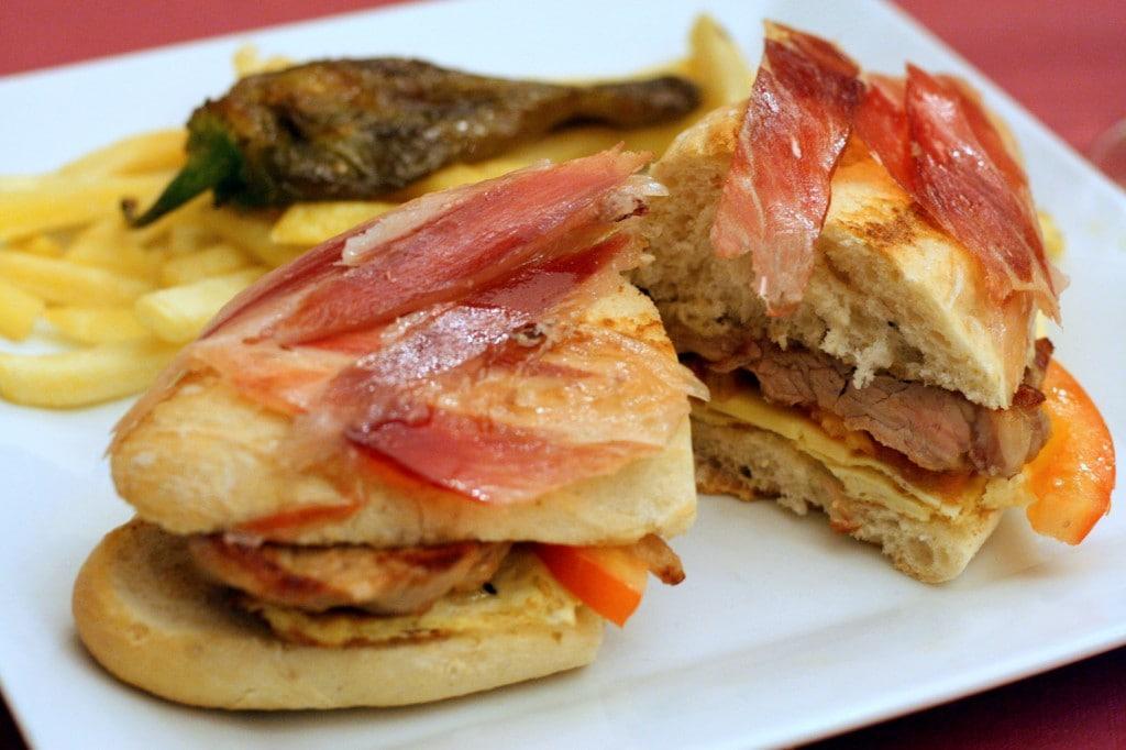 Spain's Craziest Sandwiches: The Serranito