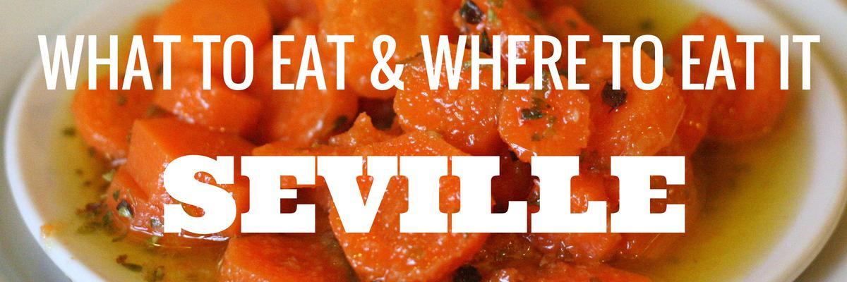 eating in Seville guide