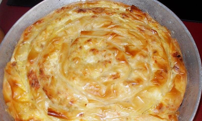 Banitsa Bulgarian comfort foods