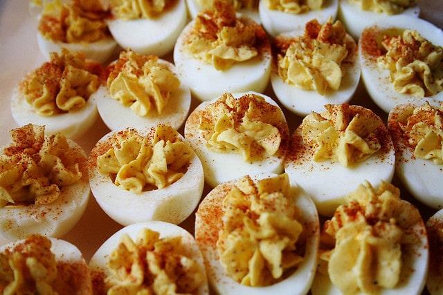 Huevos Rellenos Recipe