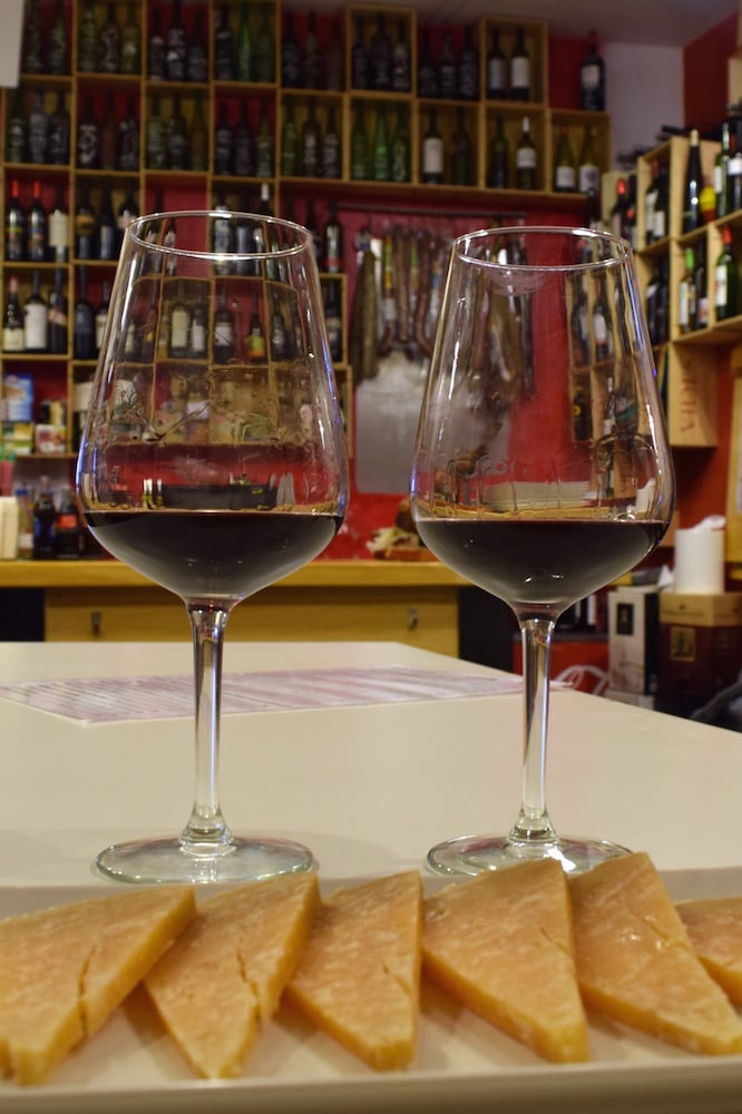 Madrid's Chueca neighborhood has a bit of everything, include amazing wine bars!