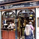 Authentic Spanish restaurant in Spain