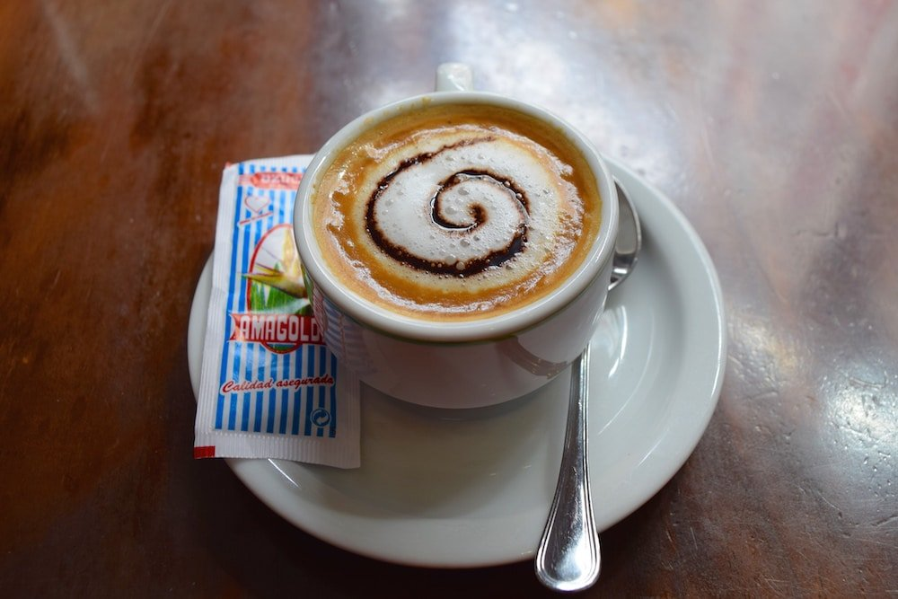Spanish Menu Terminology: Ordering Coffee