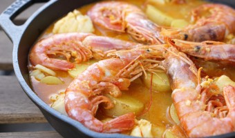 Catalan Fish Stew (Suquet de Peix Recipe)