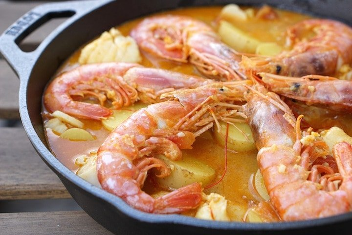 Catalan fish stew Suquet de peix recipe