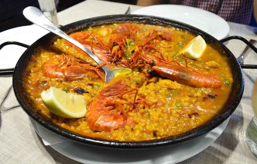 Best Spanish Seafood in Gallicia