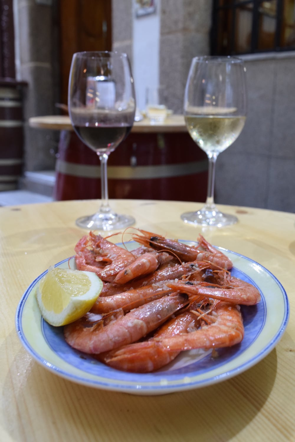 Best Spanish Seafood in Galicia