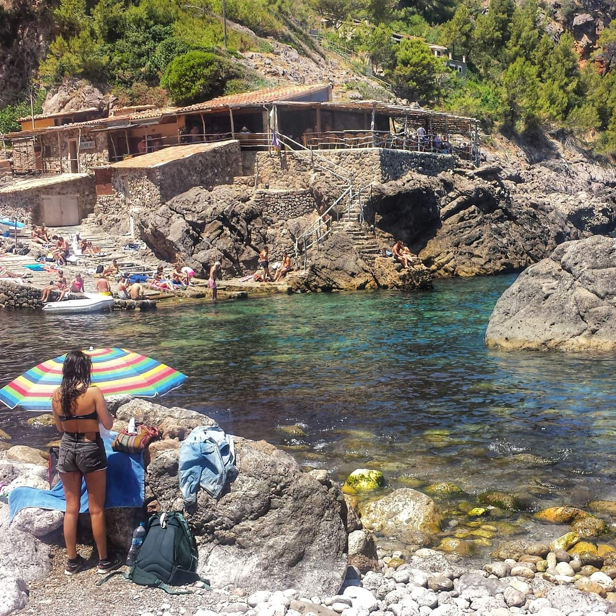 Not touristy Mallorca on Spanish Sabores Instagram.