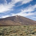 Gorgeous Mount Teide one of Spain's natural wonders.