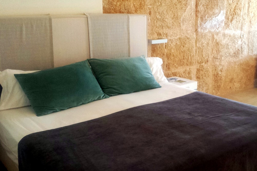 Hotel Santa Clara rooms