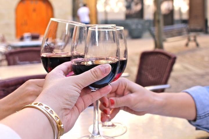 Canarian red wines are absolutely delicious. You must try them when eating in Gran Canaria.