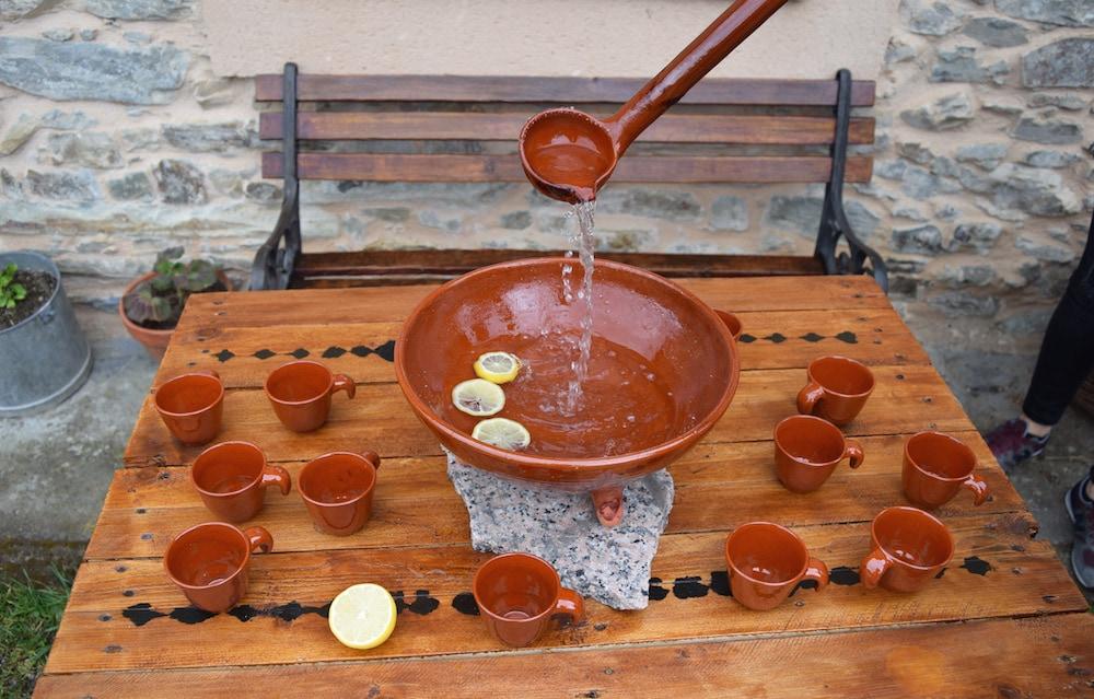 Spanish Ceramics: Queimada
