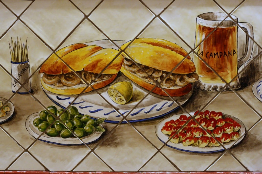 7 Odd Sandwiches that are totally normal in Spain